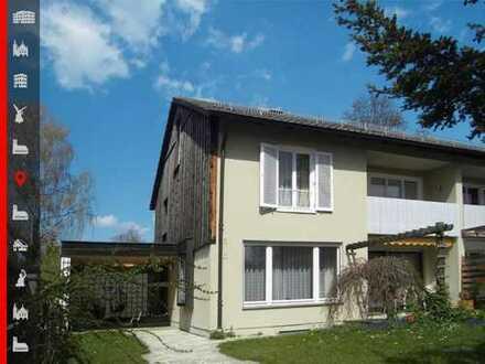 Doppelhaushälfte mit großem Grundstück in ruhiger Südwestlage