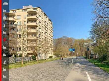 Vermietete 2-Zimmer-Wohnung direkt am Bavariapark