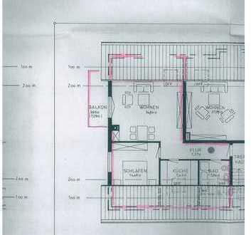 Schicke Studio-ETW mit Balkon ideal für junge Paare oder Einzelperson in Niefern