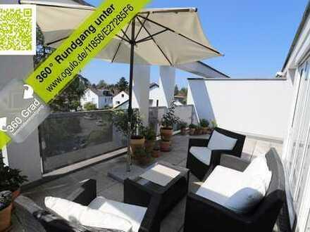 Eigentumswohnung in Darmstadt: Penthouse-Maisonette in beliebter Lage