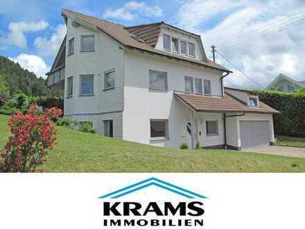 Wohnhaus für die Familie in herrlicher Lage von Burladingen