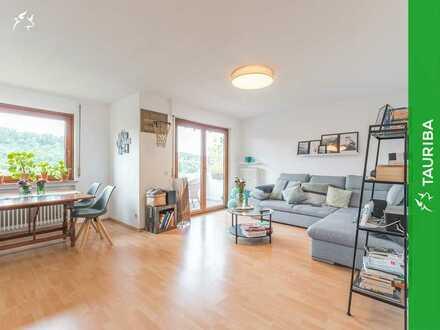 +++Moderne Wohnung mit Blick ins Grüne+++