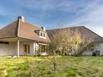 Unternehmer-Villa auf geschütztem Grundstück