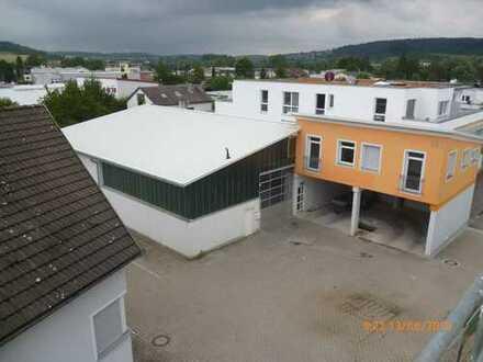 Lagerhalle in Weil der Stadt-Merklingen 400 qm teilbar ab 32 qm