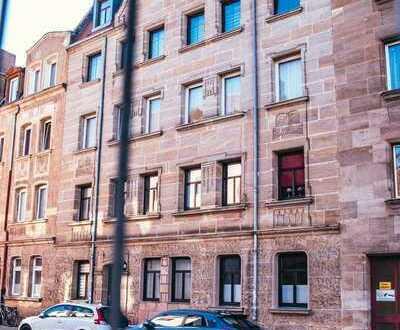 Optimale Stadtwohnung in Fürth - Toller Schnitt und Bestlage - 1 Jahr Kündigungsfrist