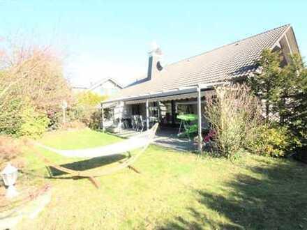 Freistehendes, lichtdurchflutetes Einfamilienhaus, SW-Garten, Garage in bester Lage von Reken!!!