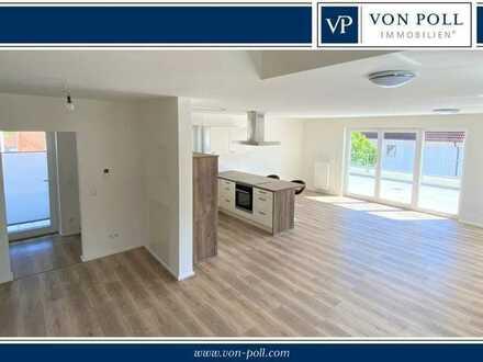 Exklusive Maisonette - Penthouse Wohnung mit Dachterrasse