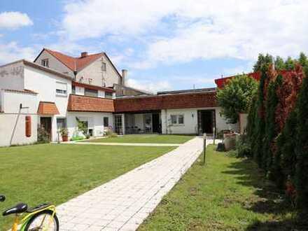 Außergewöhnliches Anwesen mit 2 Häusern* TOP LAGE* Domstadt Speyer