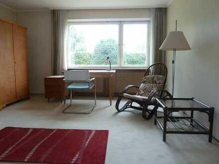 Ruhiges Wohnen in Uninähe, bevorzugt für Wochenendheimfahrer.