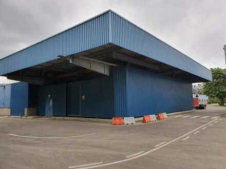 TRIWO Gewerbepark Laudenbach: Stahllager und offene Werkstatt ca. 375 m² ab 2,20 €