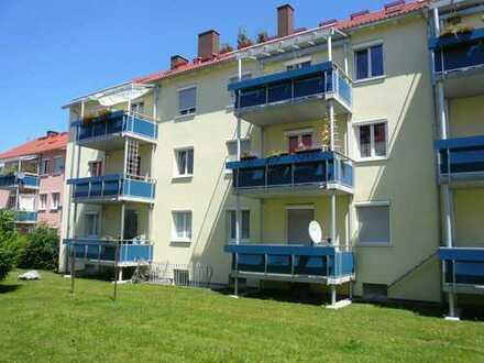 kleine 3-Zimmerwohnung mit Balkon