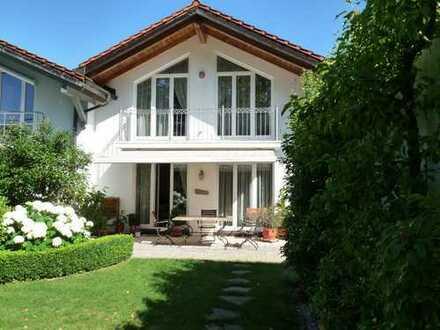 Doppelhaushälfte mit Südgarten in Ottobrunn