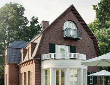 Größzügige Villa in Nienstedten