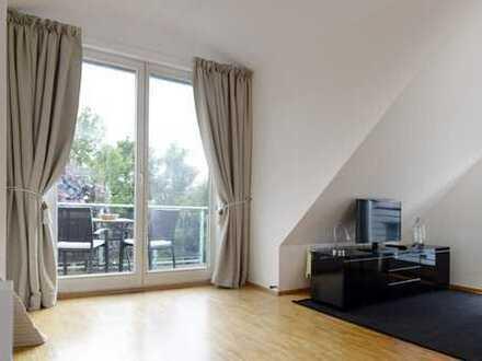 Business Appartment - Einzelbüro - Büro - Wohnbüro - möbliertes Wohnen - möbliertes Arbeiten