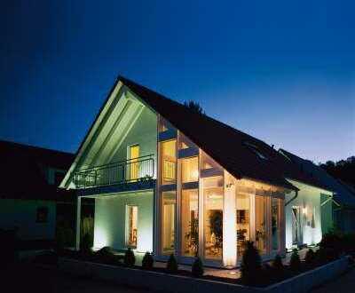 Leben mit viel Licht im Traumhaus mit Wintergarten