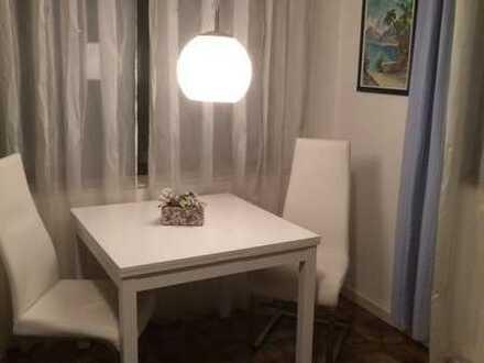 Schön und ruhig gelegenes kompl. möbl. Appartement