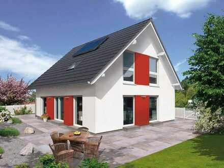 Jetzt oder Nie: Perfektes Einfamilienhaus mit Grundstück in bester Lage, malerfertig, Architekt und