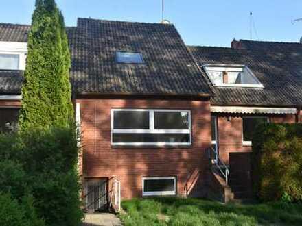 Raumwunder mit Garten, Logia und gr. Keller in Neuengroden