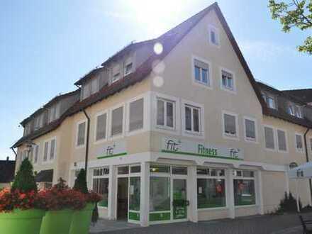 Wohnen am Gerstetter Marktplatz! Großzügige 3-Zimmerwohnung in der Wasserstraße