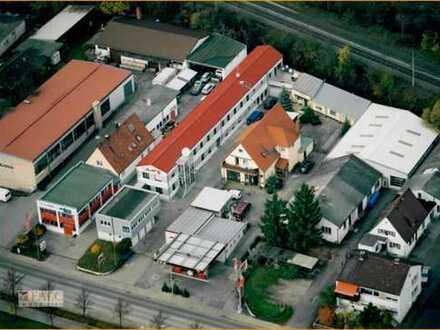 Attraktive Gewerbeimmobilie nahe dem Zentrum von Ansbach
