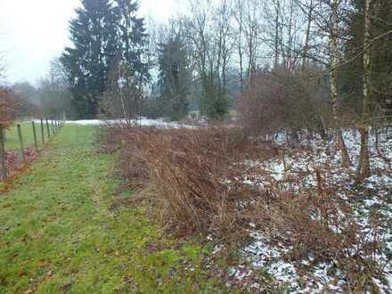 Grundstück unter Naturschutz stehend