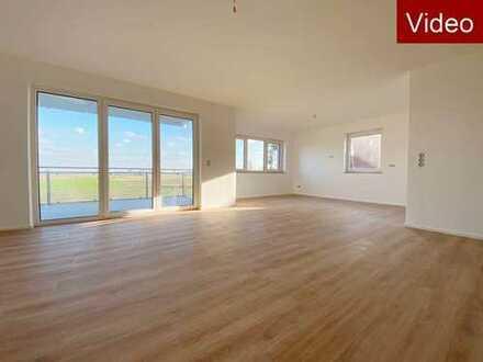 Haus in Haus: Schicke Maisonette-Neubauwohnung in traumhafter Lage von Duisburg-Baerl - Video!