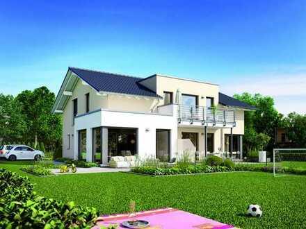 """""""All together now"""" Einfamilienhaus mit ELW inklusiv privatem Grundstück in ruhiger Ortsran"""