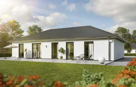 Entspannen Sie im eigenen Garten mit dem Bungalow 131 in Erdorf