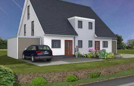 ***Zwei Neubau DHH mit viel PLatz und grossem Garten in beliebter Wohnlage von Duesseldorf***