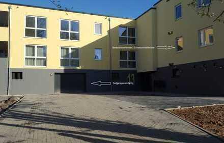 Großzügig geschnittene Wohnung in zentraler Lage in Michelstadt