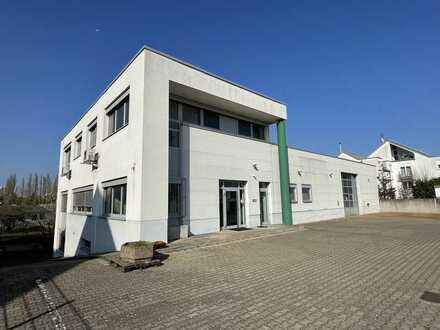 -Rossellit Immobilien- Großes Büro- & Lagergebäude in 1A Lage mit Potenzial