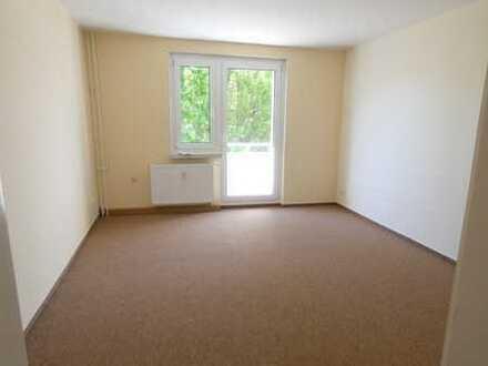 renovierte 3-Raum Wohnung mit Südbalkon in der Ostvorstadt!