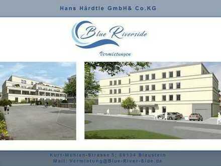 Traumhafte Penthousewohnung im Zentrum Blaustein, direkt an der Blau