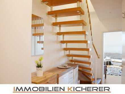 Sonnige Maisonette Wohnung inkl. TG in ruhiger Lage, nahe Schlosssee - Salem-Mimmenhausen