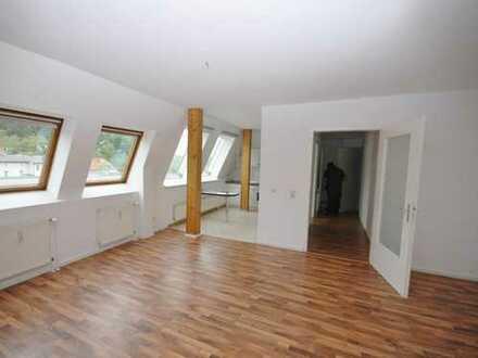 3 Zimmer mit Einbauküche und Panoramablick nahe Rathaus Nachmietersuche