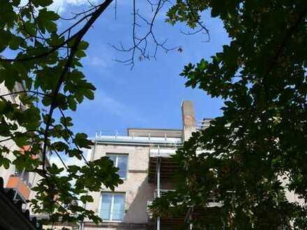 Penthousewohnung über 2 Ebenen, 3. Geschoss an den Humboldtsälen, Nostalgie trifft Neues