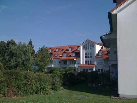 Gepflegtes 2-Zimmer- Appartement mit Tiefgaragenstellplatz im Kurring 9