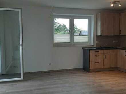 Neuwertige 3,5-Raum-Wohnung mit Balkon und Einbauküche in Wildeshausen