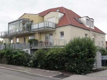 3-Zimmer-Erdgeschoß-Wohnung mit Wintergarten und Garten in Top Lage in Ingolstadt