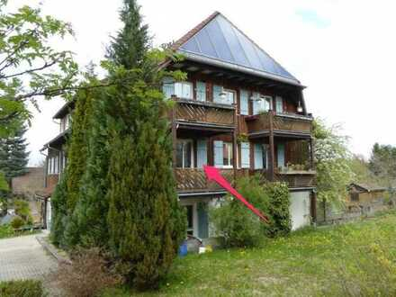 Appartement in ruhiger Lage