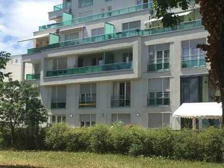 Pflegeappartement mit bevorzugtem Belegungsrecht in urbaner Lage / ASB-Seniorenresidenz Am Park