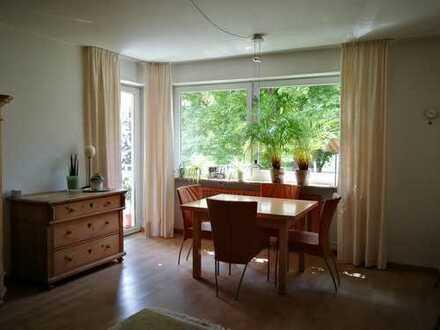 Modernisierte 3-Zimmer-Wohnung mit West-Balkon in Kleinhadern/Blumenau, München