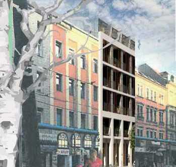 Schöne Einzelhandelsfläche in der Fußgängerzone Karlsruhe