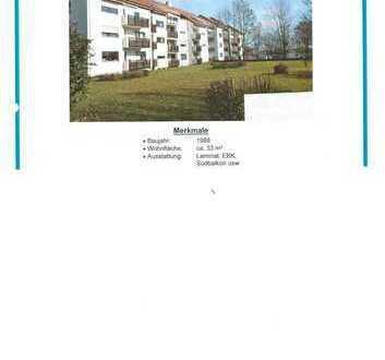 1-Zi-Wohnung mit Balkon, EBK, TG, Ulm-Böfingen, PROVISIONSFREI