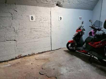 Motorradstellplatz - Innenstadtlage in Werne