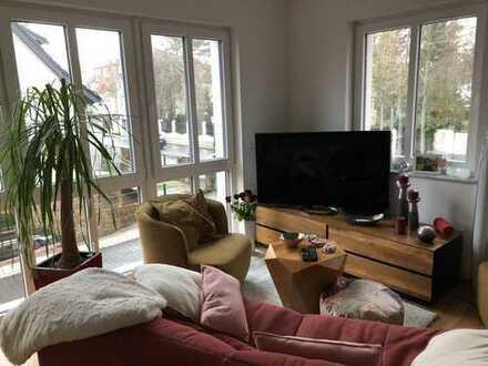 Stilvolle 3-Zimmer-Wohnung mit Balkon in Markkleeberg