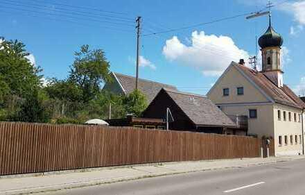 Einfamilienhaus mit viel Platz in Horgau-Auerbach