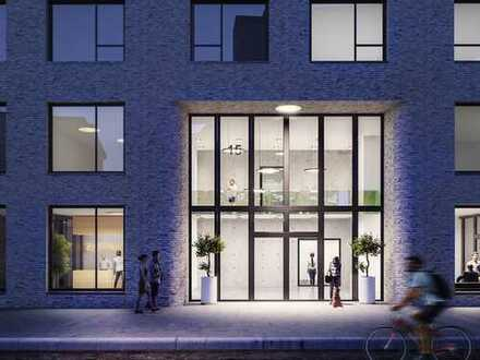 Hier werden Wohnträume wahr - Durchdacht geplante 4-Zimmer-Wohnung im Blue Horizon