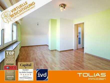 Clever & smart! Attraktive 2,5-Zimmer-Wohnung mit Außenstellplatz in Waiblingen-Hohenacker