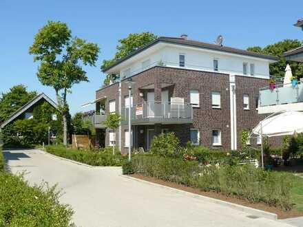 Sonnige Wohnung mit Dachterrasse